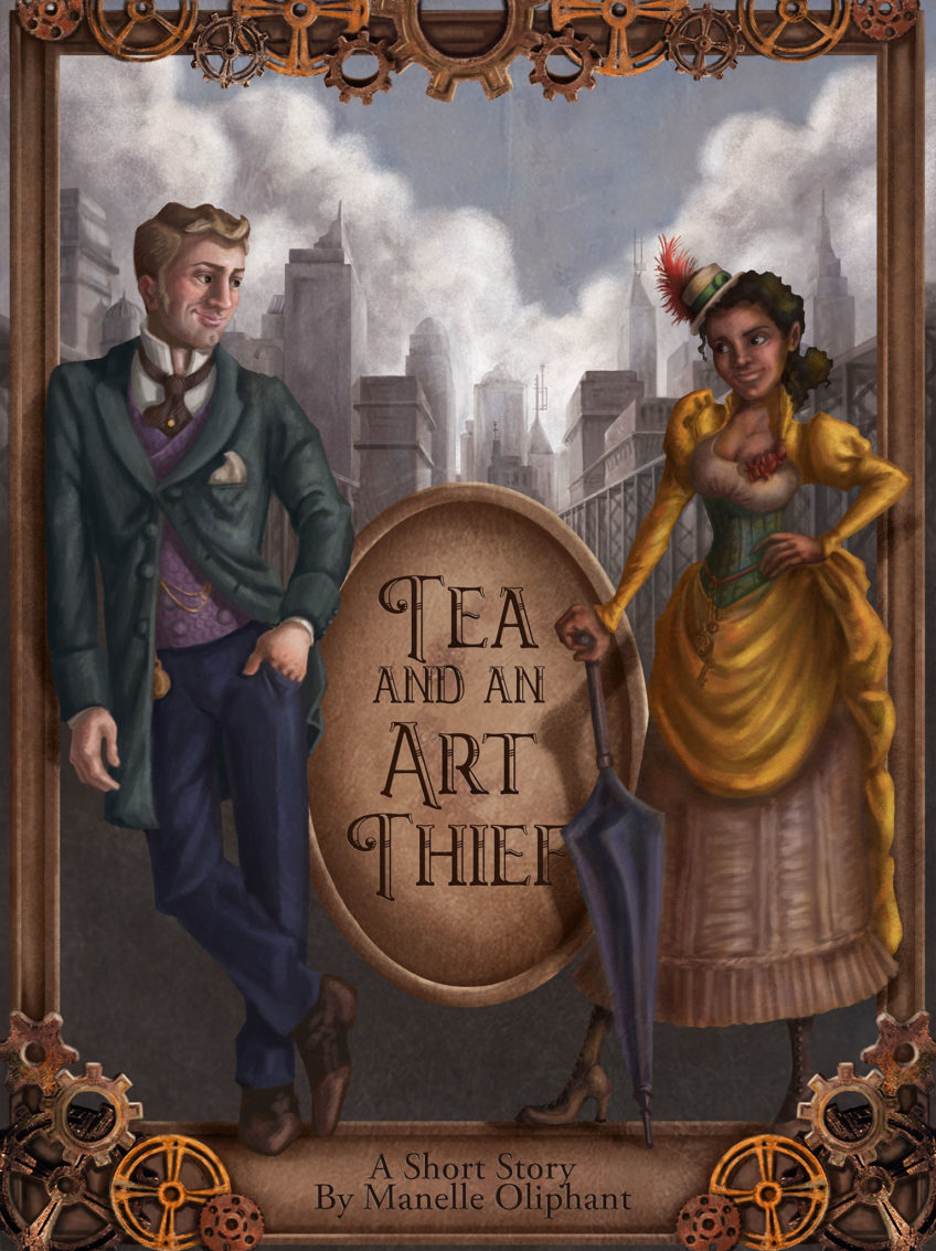 Tea and an Art Thief