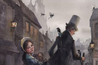 The Magpie Magician