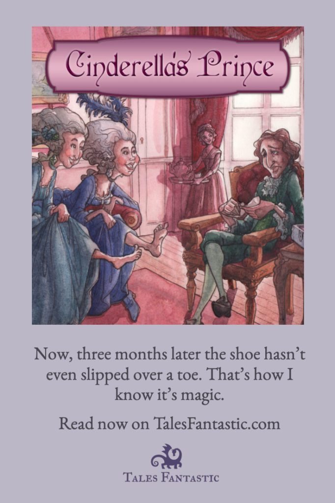 A cinderella story retold from the prince's point of view. #fairytale #retelling #shortstory #prince